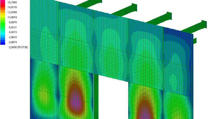 Fem Glass Modelling Software
